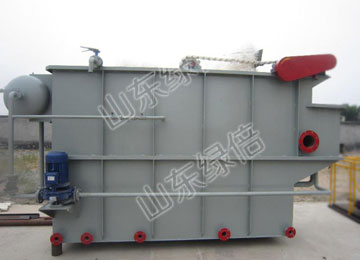 Oil Wastewater DAF Dissolved Air Flotation Equipment