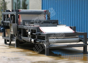 Sludge Dewatering Belt Filter Press