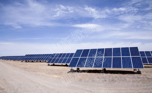On-grid Solar Photovoltaic Power Station