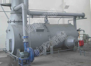 Waste Liquid And Waste Gas Incinerator
