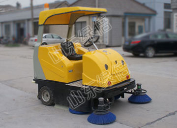 Eletric Road Sweeping Truck for sale