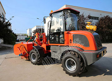 SDF2000 Street Cleaning Machine, Snow Sweeper