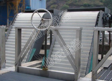 Mechanical Grille Waste Water Filtering Rake Bar Screen