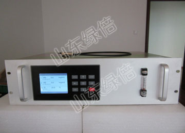 Online Infrared Flue Gas Analyzer For SO2 NO CO CO2 and O2