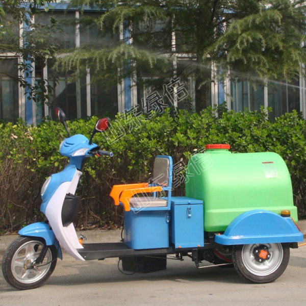 LB-BJ-C901 Environmental Sanitation Disinfection Vehicle