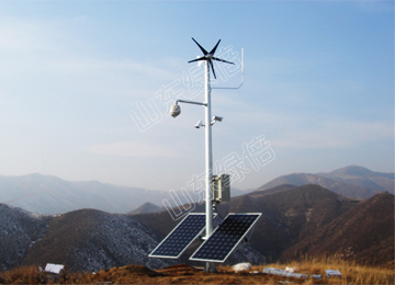 DC Wind Power Solar Generator
