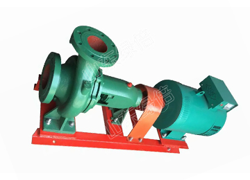 5kW Pressure Inlet Axial Flow Hydro Power Station
