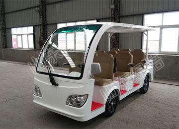 8 Seats Electric Sightseeing Tourist Car