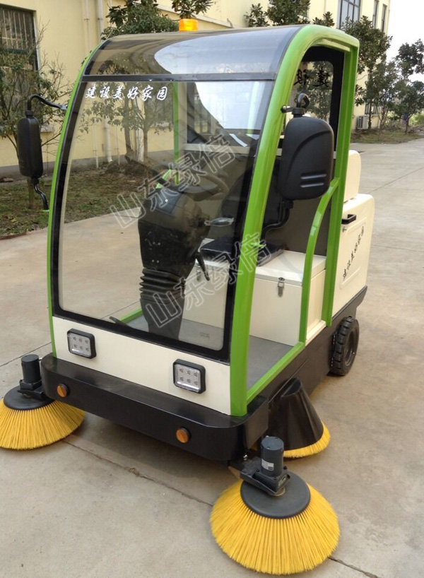 LB-1800 Intelligent Ride On Floor Sweeper