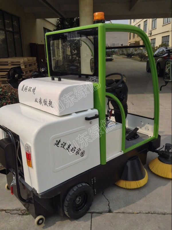 LB-1800 Intelligent Ride On LB-1800 Intelligent Ride On Floor Sweeper