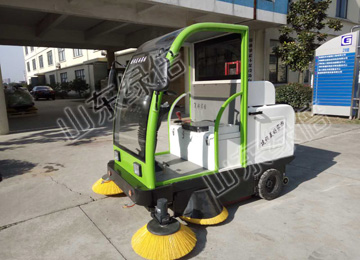 LB-2160 Intelligent Drive Vacuum Sweeper