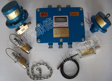 ZPR127 Mine Automatic Point Touch Sprinklers Dust Device