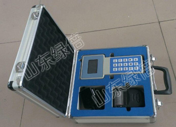 PM2.5 Dust Particle Detector