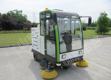 LB-2000 Intelligent Ride On Floor Sweeper