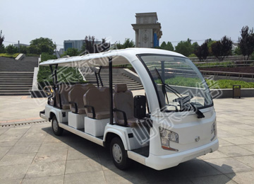 Eco-Friendly Tourist Sightseeing Bus (14 seats)
