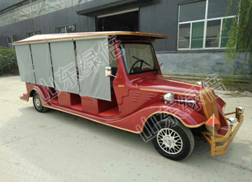 Tourist Vintage Electric Golf Cart (8 seats)