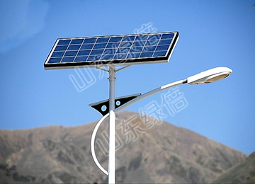 Popular Safe Led Solar Street Light