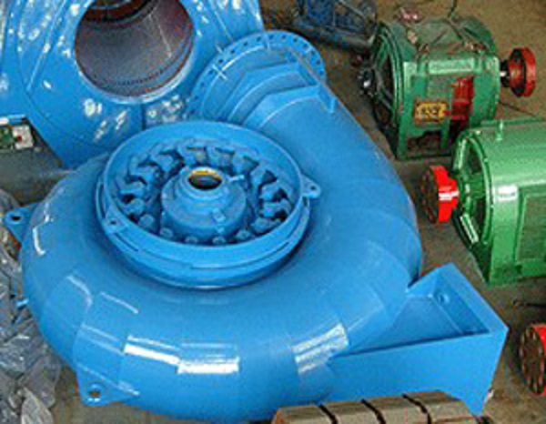 How to choose the water turbine model