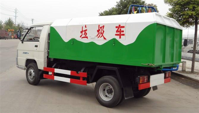 What To Watch Out For When Buying A Sanitary Garbage Truck?