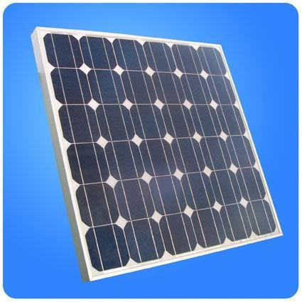 What are the main materials for making solar panels